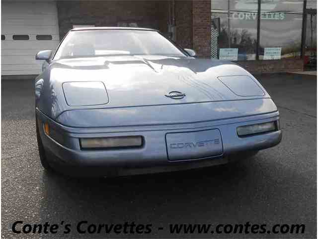 1991 Chevrolet Corvette ZR1 | 966721