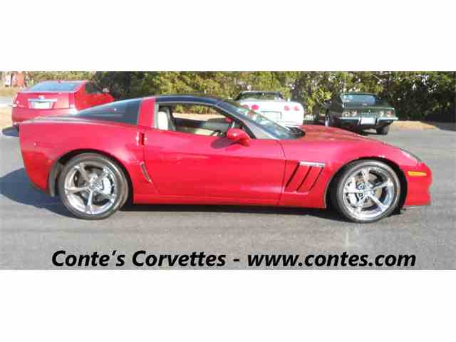 2010 Chevrolet Corvette GS | 966723