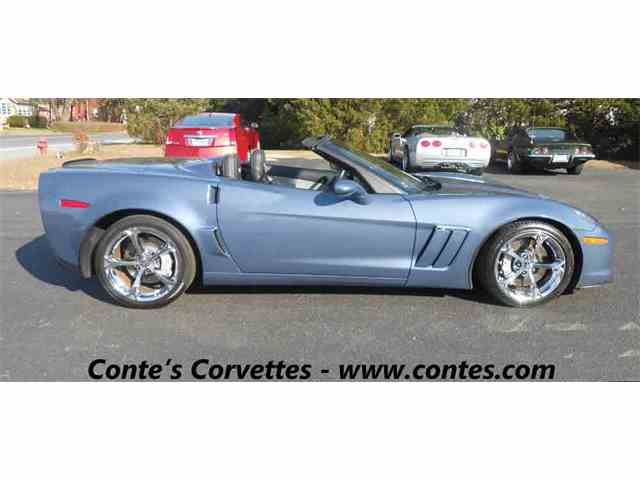 2011 Chevrolet Corvette GS