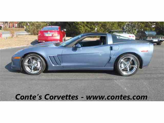 2011 Chevrolet Corvette GS | 966725