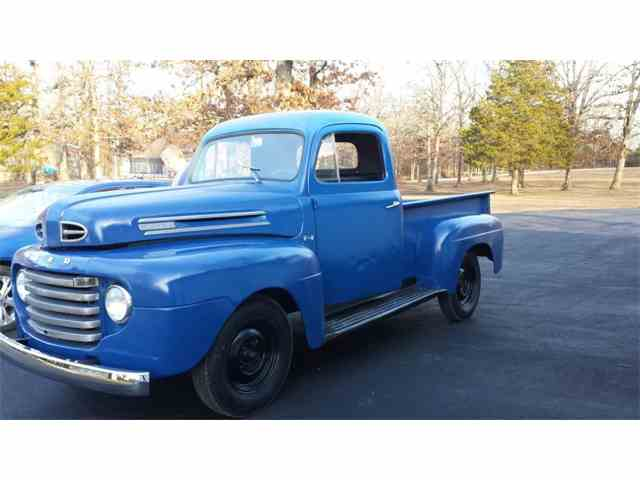 1950 Ford F1 | 966728