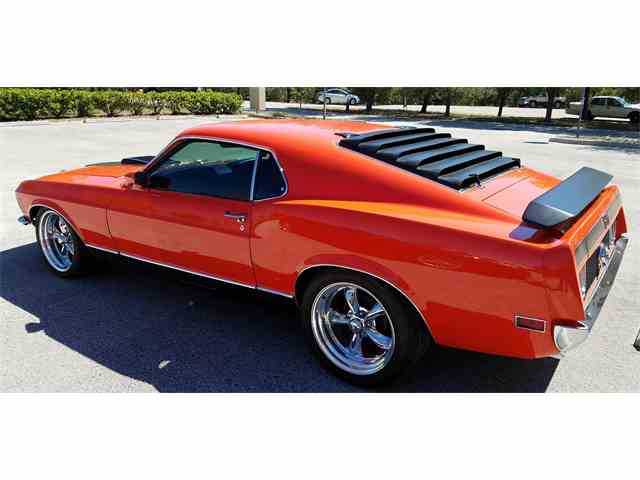 1970 Ford Mustang Mach 1 | 966731