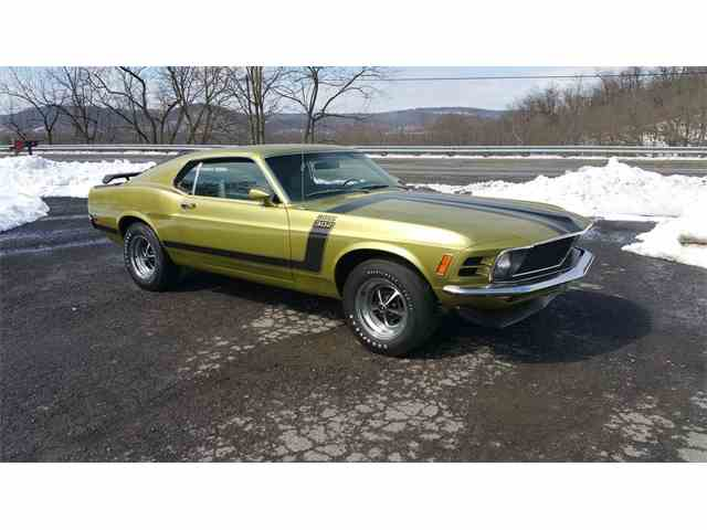 1970 Ford Mustang | 966735