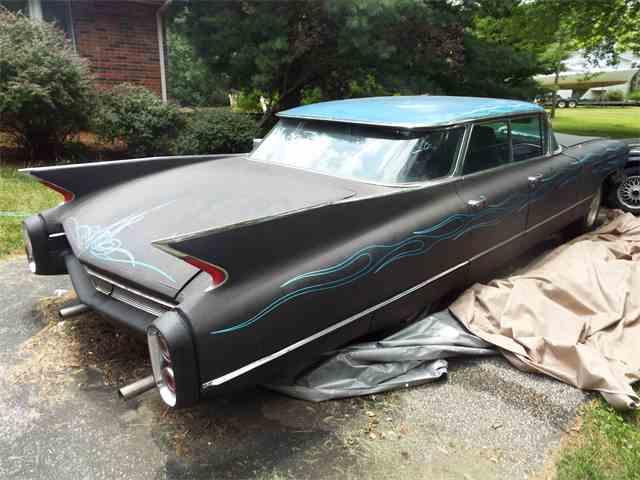 1960 Cadillac DeVille | 966739