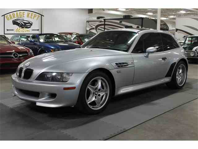 2000 BMW M Coupe | 966742
