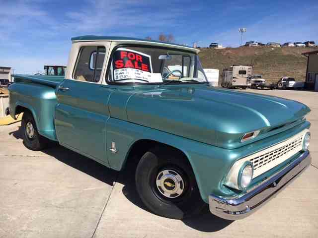 1963 Chevrolet C/K 10 | 966745