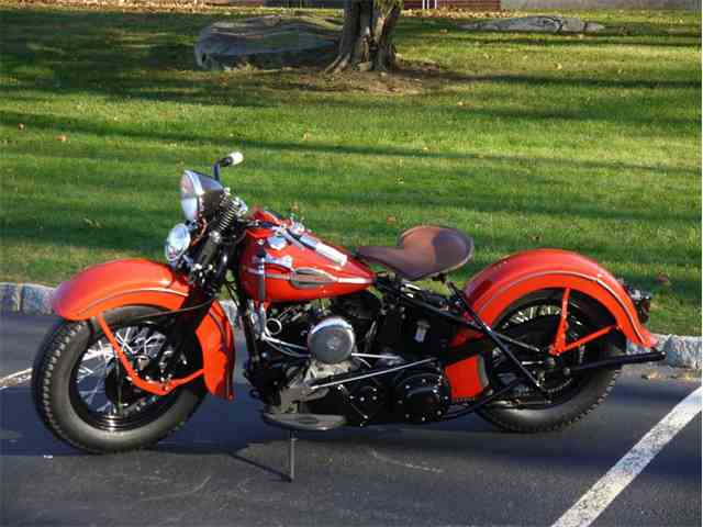 1942 Harley-Davidson U Model Civilian | 966748