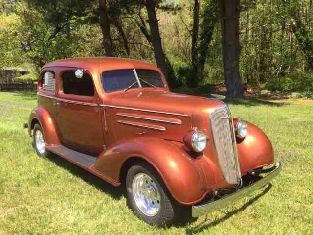 1936 Chevrolet Deluxe Humpback | 966753