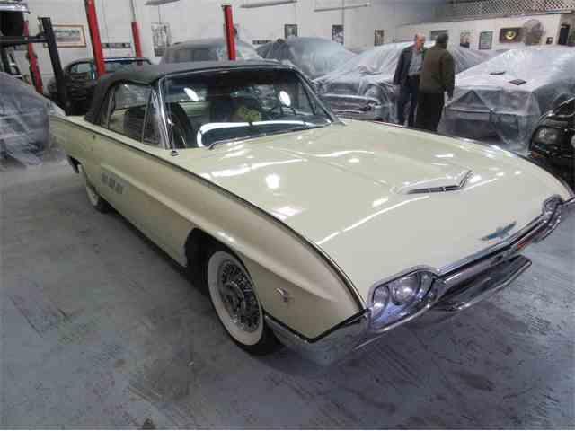 1963 Ford Thunderbird | 966756