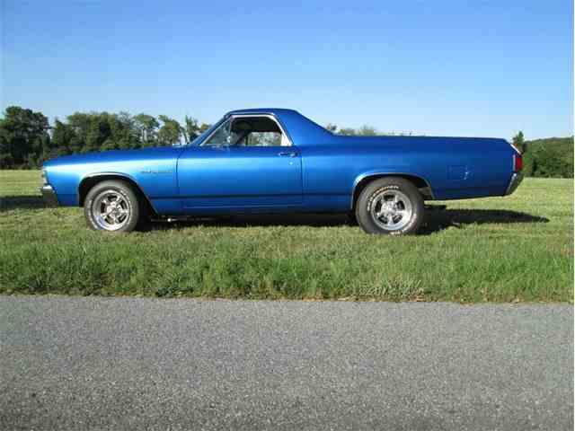 1971 Chevrolet El Camino | 966759