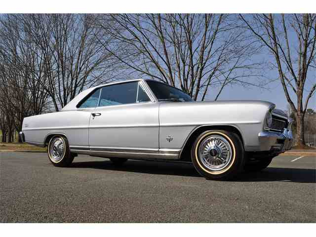 1966 Chevrolet Nova SS | 966764