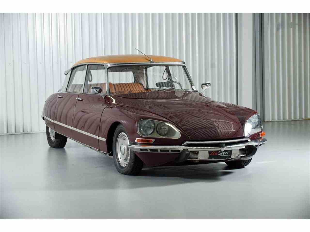 1968 Citroen DS21 for Sale | ClassicCars.com | CC-966765