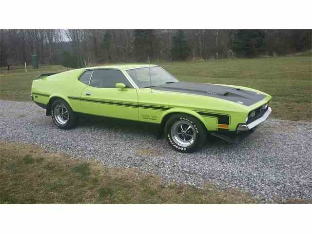 1971 Ford Mustang | 966767