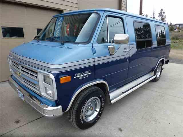 1986 Chevrolet Van | 966772