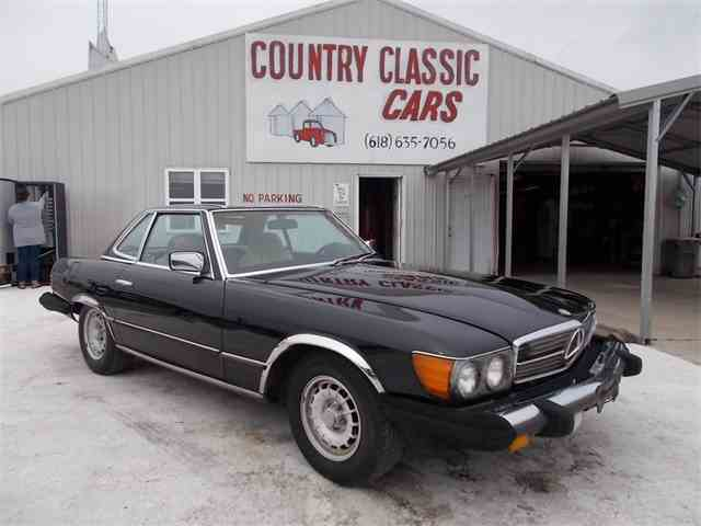 1984 Mercedes-Benz 380SL | 966774