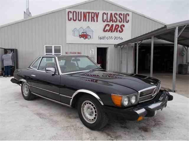 1984 Mercedes-Benz SL-Class | 966774