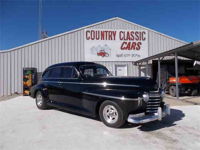 1941 Oldsmobile 4-Dr Sedan | 966775
