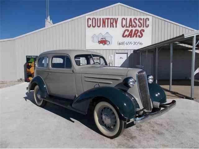 1936 Chevrolet Sedan | 966776