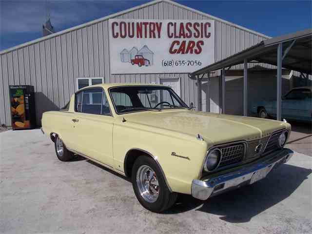 1966 Plymouth Barracuda | 966777