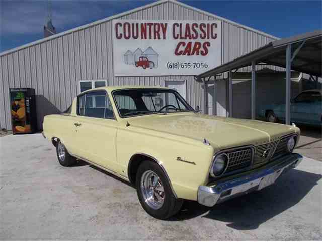 1966 Plymouth Barracuda | 966777