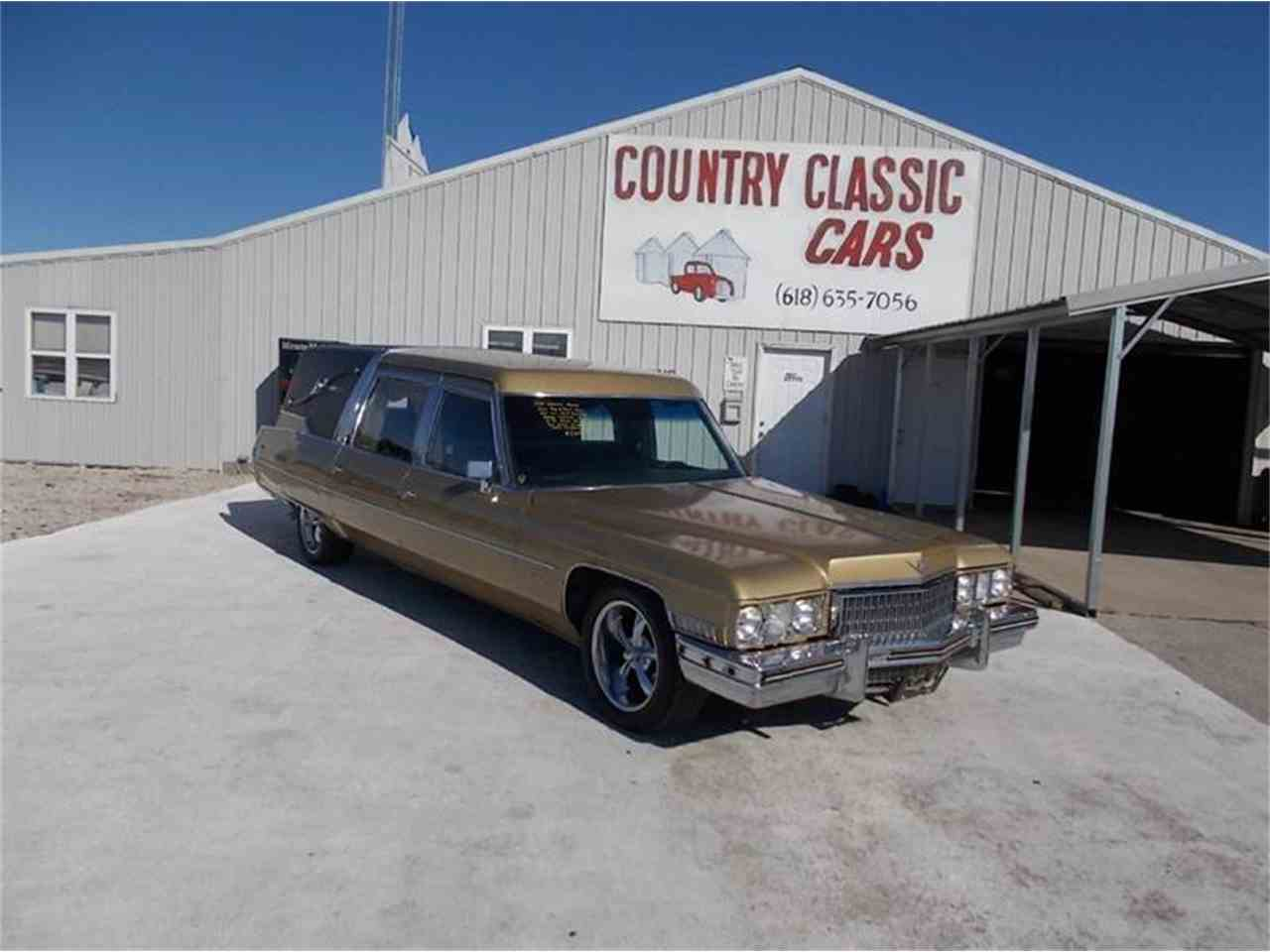 Large Picture of '73 Hearse - KPYZ