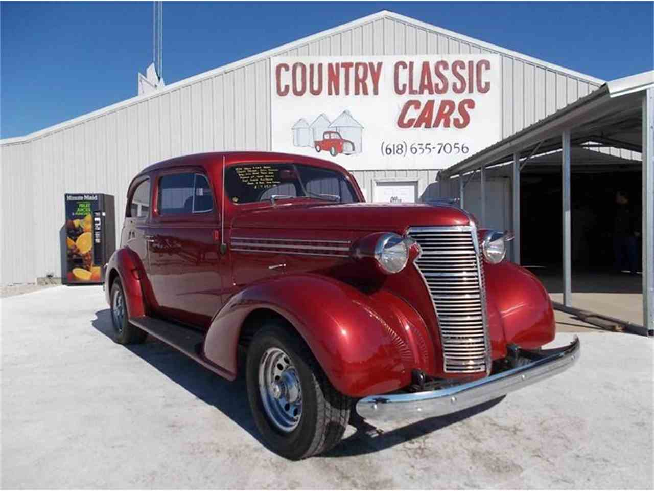 Louisville Car Dealers >> 1938 Chevrolet Sedan for Sale | ClassicCars.com | CC-966780