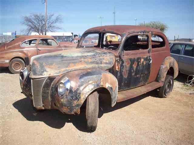 1940 Ford Deluxe | 966781