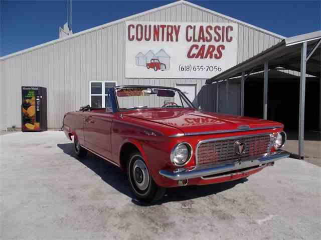 1963 Plymouth Valiant | 966782