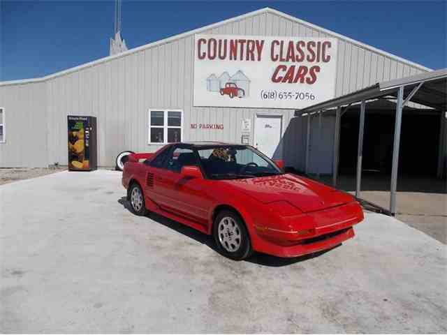 1989 Toyota MR-2 | 966784