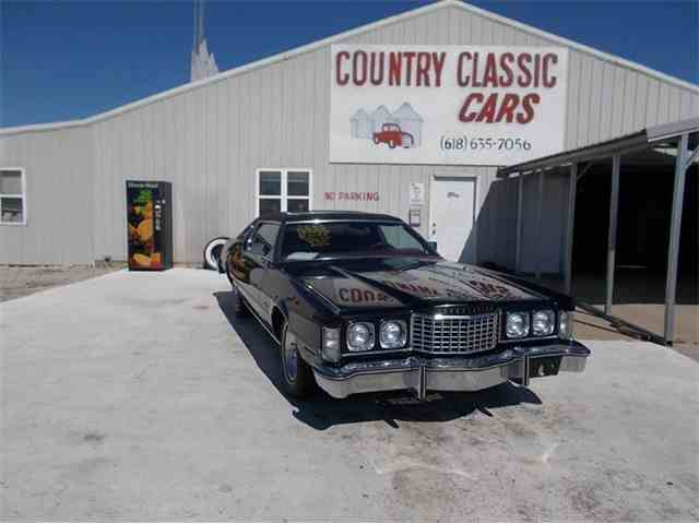 1974 Ford Thunderbird | 966785