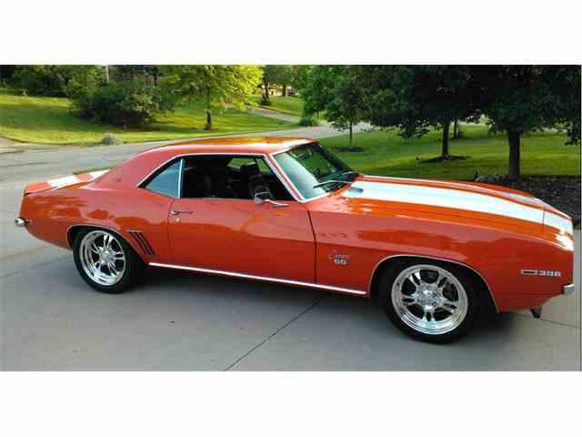 1969 Chevrolet Camaro SS | 966787