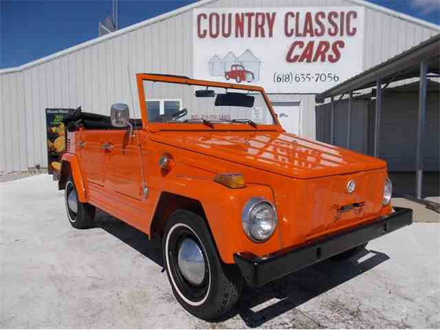 1973 Volkswagen Thing | 966789