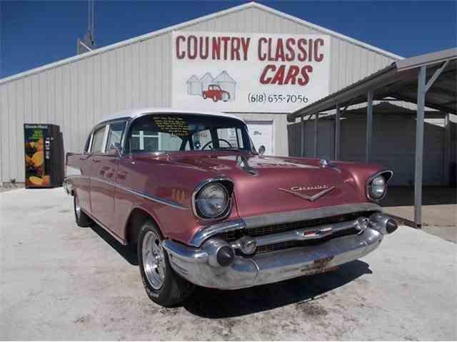 1957 Chevrolet Avalanche | 966790