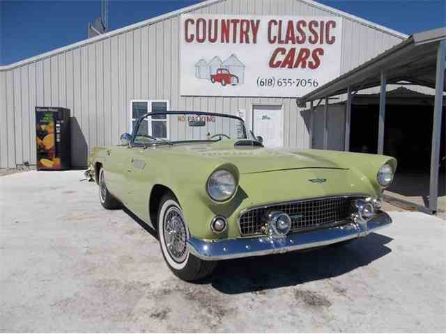 1956 Ford Thunderbird | 966791