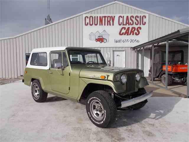 1970 Jeep Commando   966793