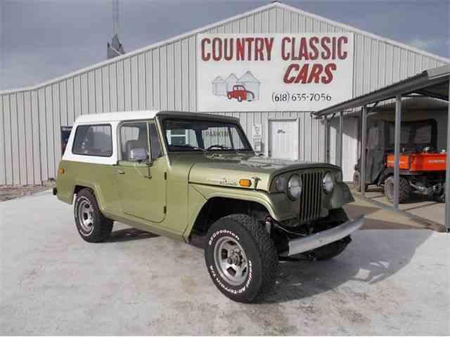 1970 Jeep Commando | 966793