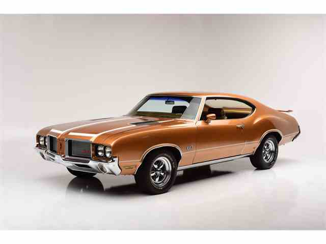 1972 Oldsmobile Cutlass | 960680