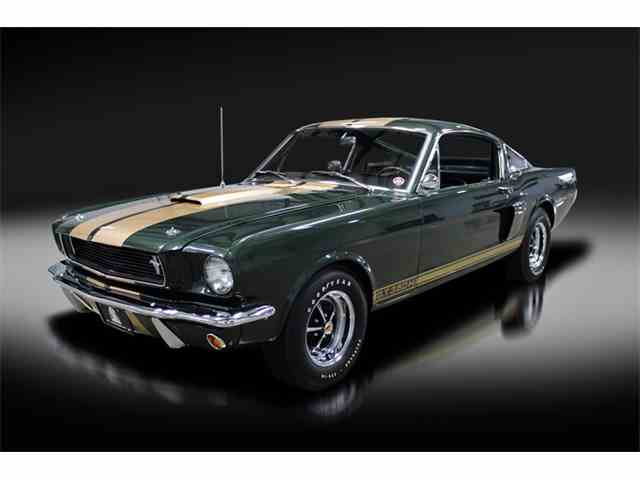 1966 Shelby GT350 | 966801