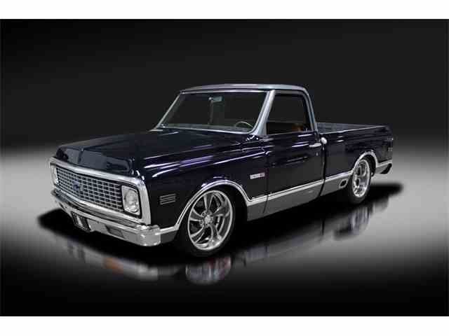 1972 Chevrolet C10 Pickup Custom | 966805