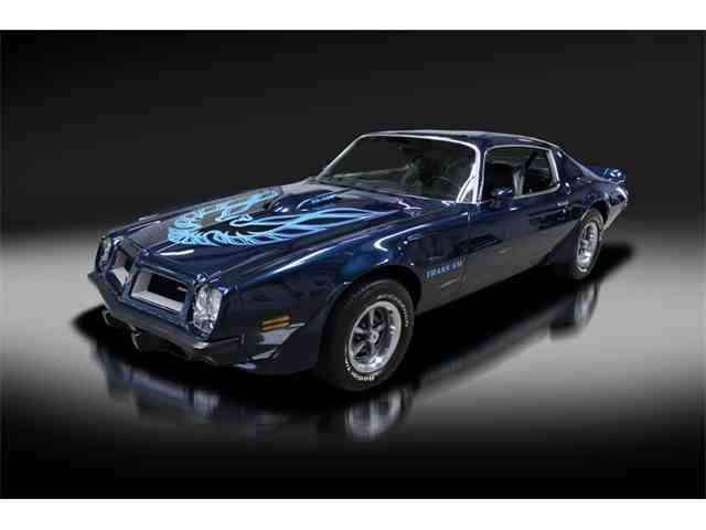 1974 Pontiac Firebird Trans Am Super Duty 455   966806