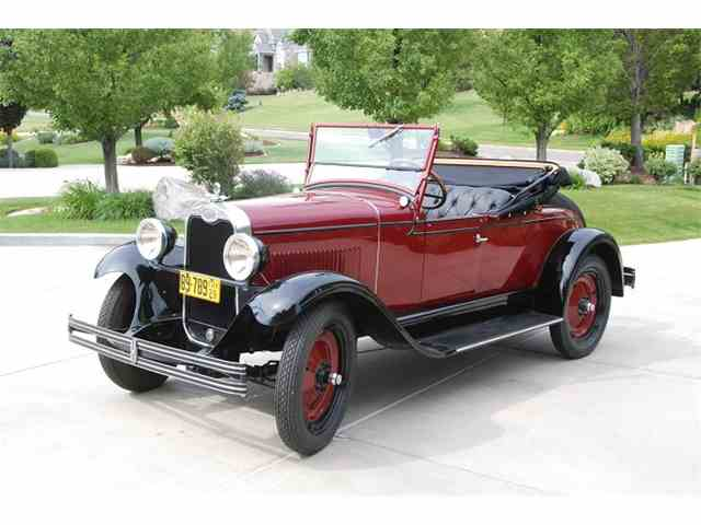 1928 Chevrolet AB National | 966810