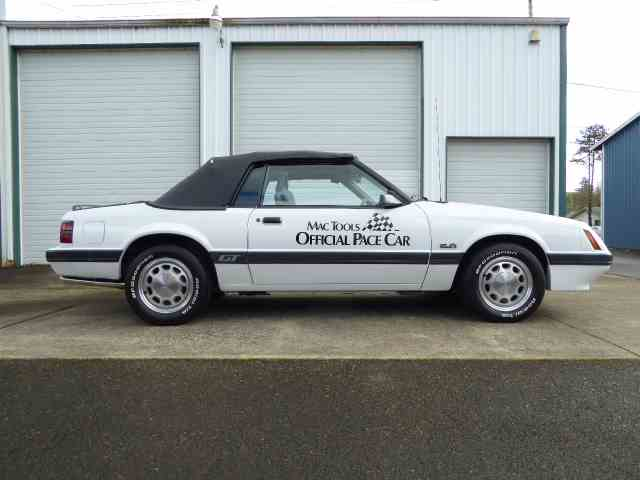 """1986 Ford Mustang GT """"SALE PENDING""""   966814"""