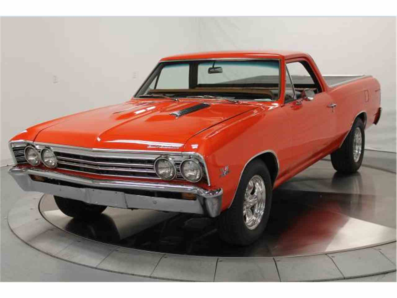 El Camino Classic Car For Sale