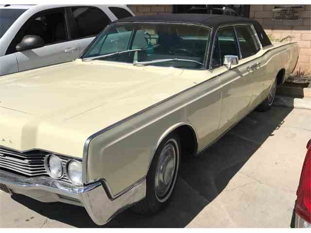 1966 Lincoln Continental | 966819