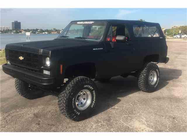 1975 Chevrolet Blazer | 966821