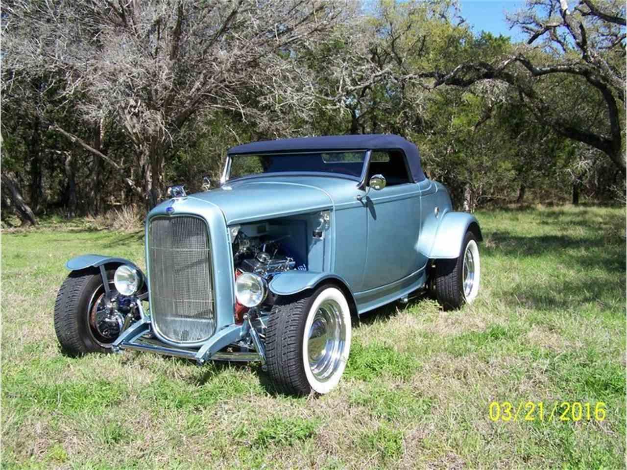 1932 ford cabriolet for sale cc 966822. Black Bedroom Furniture Sets. Home Design Ideas