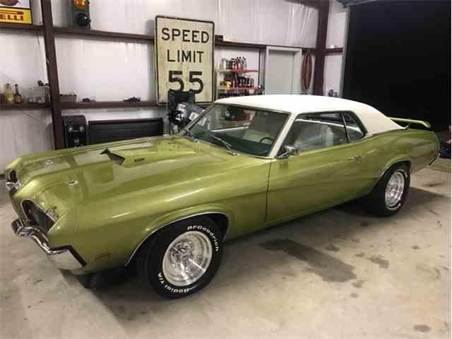 1970 Mercury Cougar | 966826