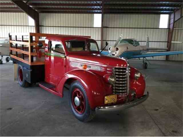 1940 Diamond T Model D201 Stake Bed Truck | 966828