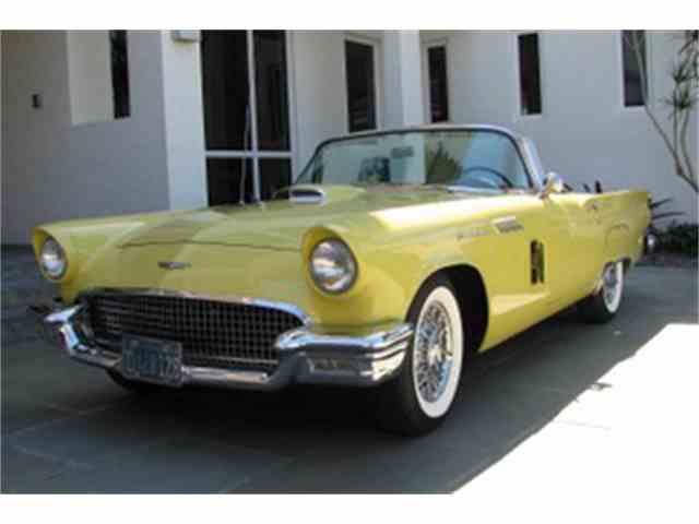 1957 Ford Thunderbird | 966832