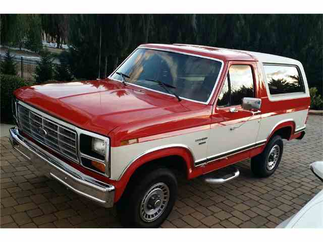 1986 Ford Bronco | 966834